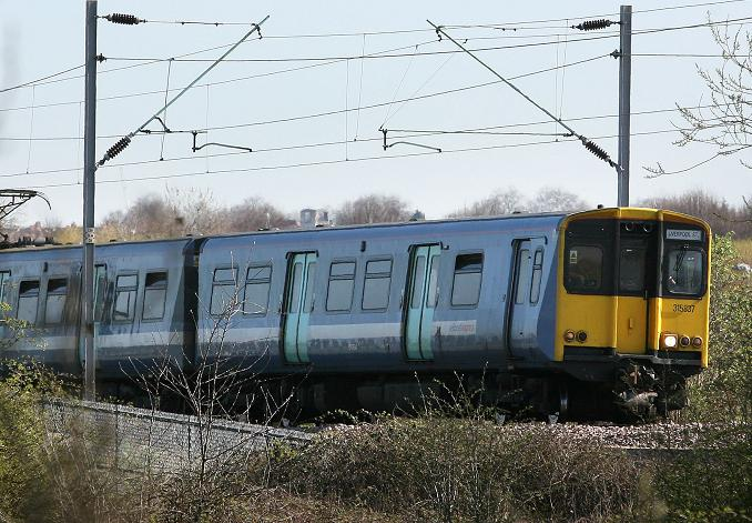 Rail union fears over North West electrification