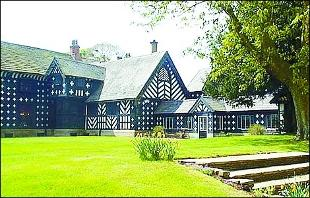 Burnley and Pendle Citizen: TARGET Samlesbury Hall
