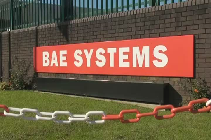 East Lancashire pupils rise to gripping challenge at BAE