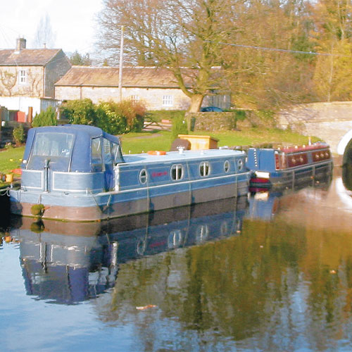 The Leeds-Liverpool Canal