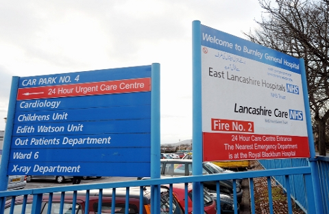 Burnley Hospital consultant on shortlist for award