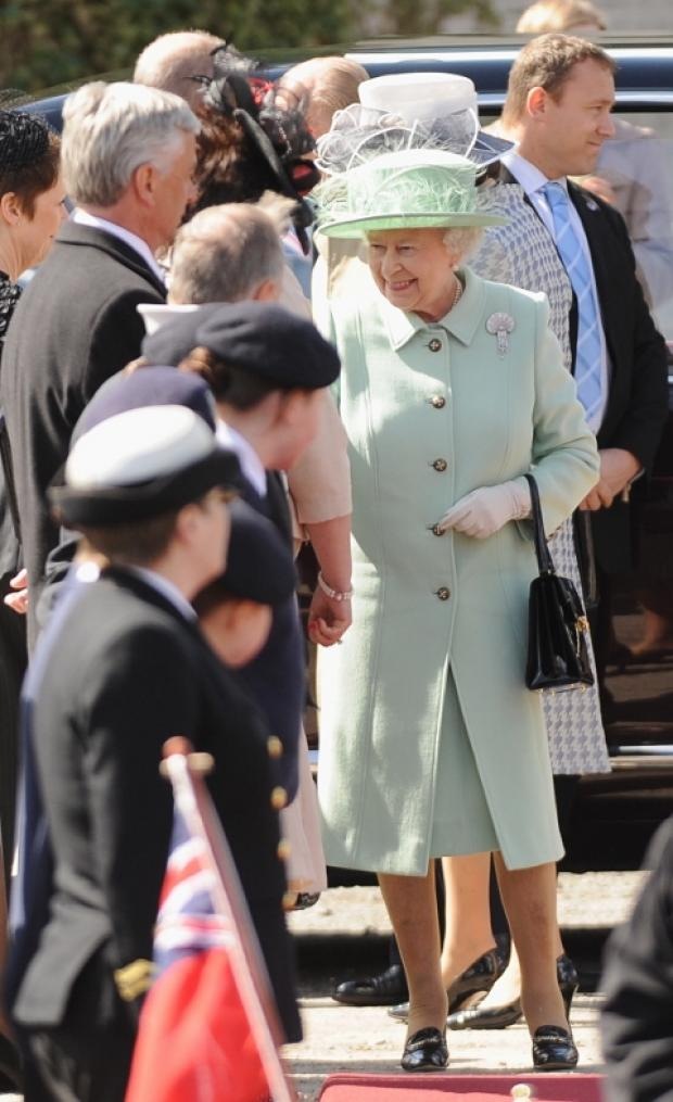 VISIT The Queen in Burnley