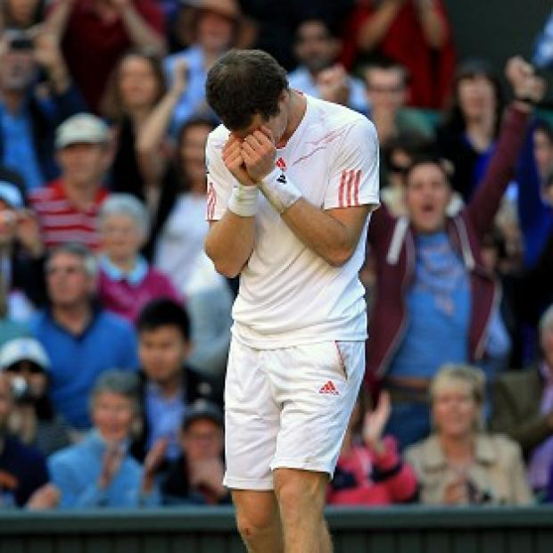 Andy Murray breaks down in tears after beating Jo-Wilfried Tsonga