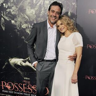 The Possession, starring Jeffrey Dean Morgan and Kyra Sedgwick, is number one in America