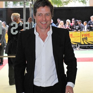Hugh Grant would be happy to return for a third Bridget Jones movie