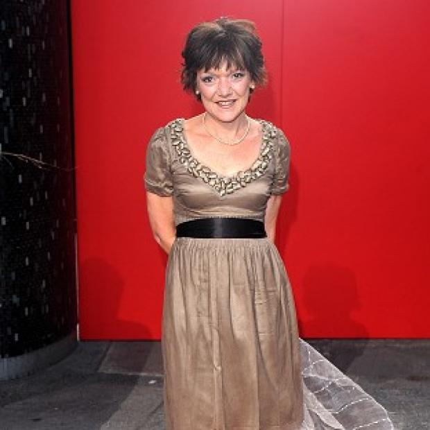 EastEnders star Gillian Wright was awarded the Best Actress gong