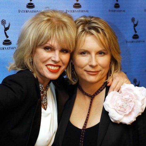 Absolutely Fabulous has been nominated for an International Emmy