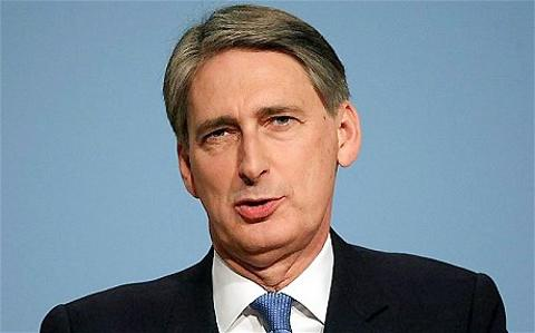 Burnley and Pendle Citizen: Defence secretary Philip Hammond