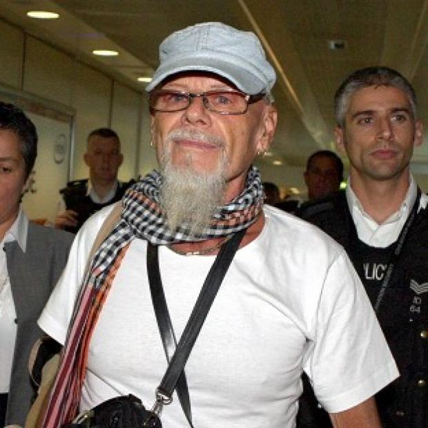 Gary Glitter has been arrested by officers investigating the Jimmy Savile scandal
