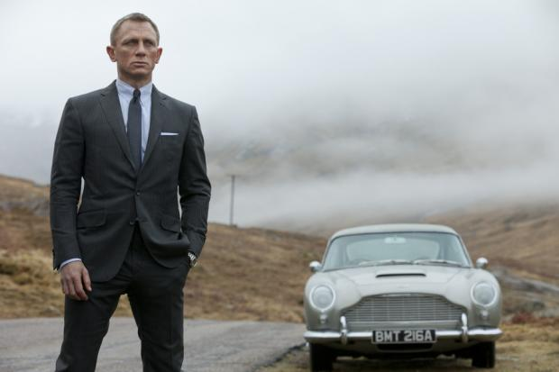 Skyfall was among the movies to use kit by AMS Neve