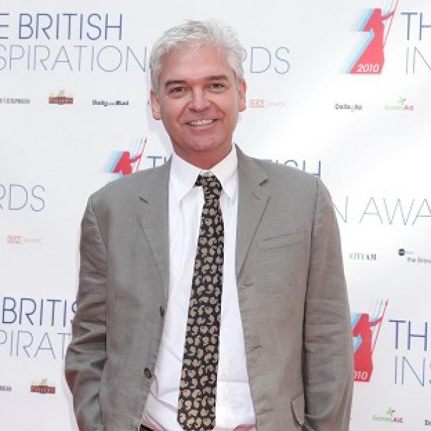 Burnley and Pendle Citizen: Phillip Schofield came under fire after he handed David Cameron a list of alleged paedophiles