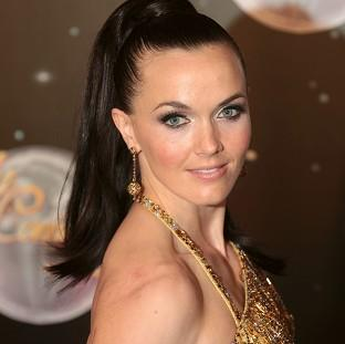 Burnley and Pendle Citizen: Victoria Pendleton will be back on a bike for her latest Strictly routine