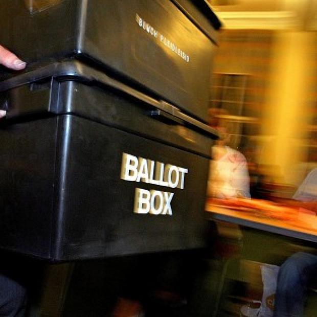 Burnley and Pendle Citizen: Only one in seven people went to the polls to vote for police commissioners in England and Wales