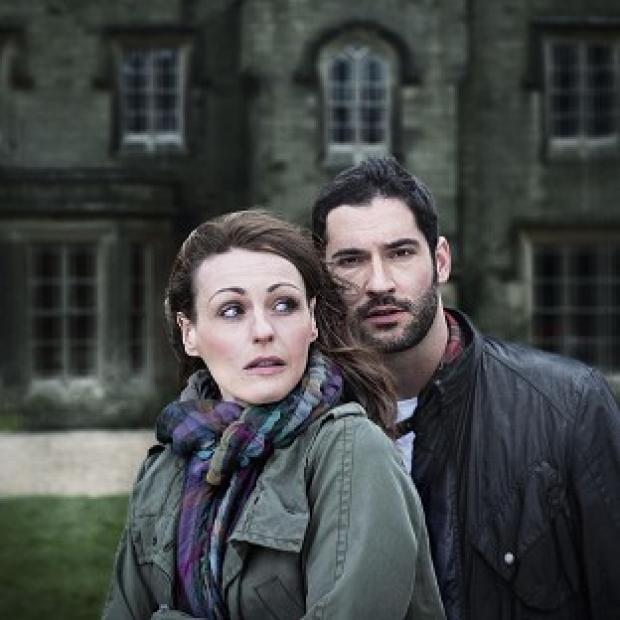 Suranne Jones and Tom Ellis star in The Secret of Crickley Hall