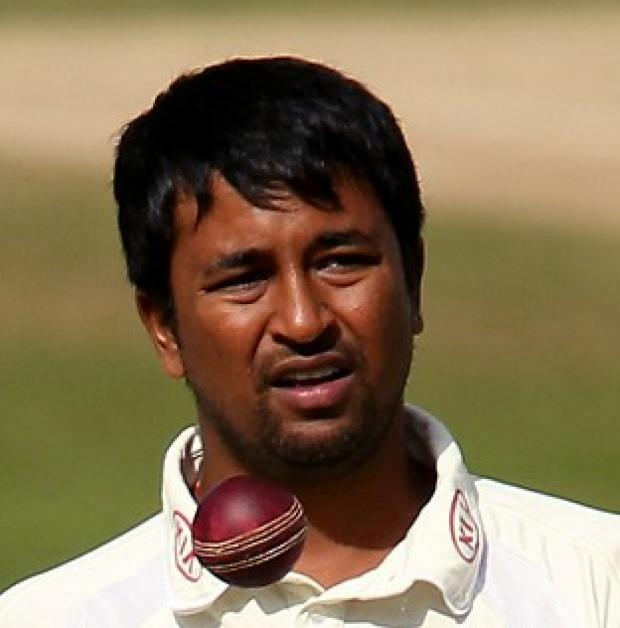 Pragyan Ojha dismissed Alastair Cook and Matt Prior on the final morning as India eased to victory