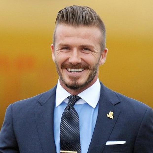David Beckham is set to end his six-year playing spell in the USA