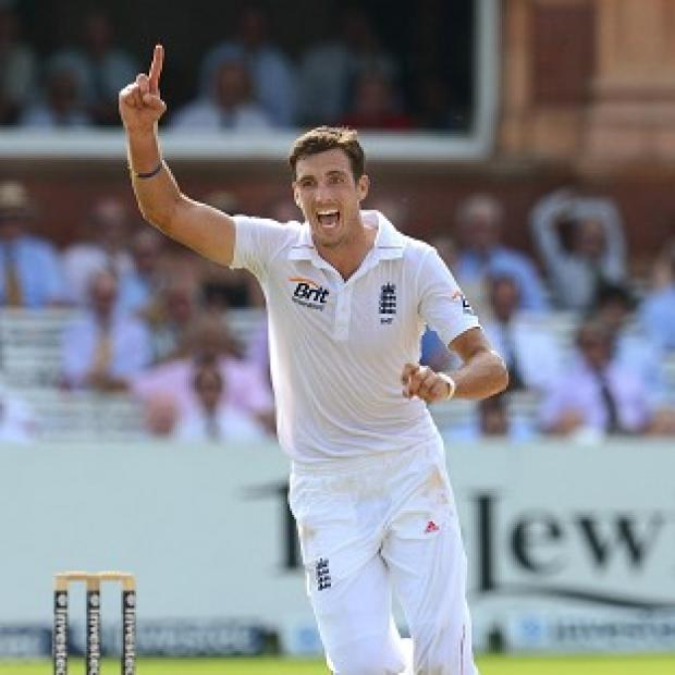 Burnley and Pendle Citizen: Steven Finn will miss the second Test with a thigh injury