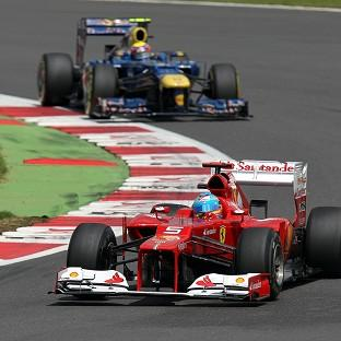 Ferrari are considering an appeal to the Brazilian Grand Prix that could hand Fernando Alonso the title