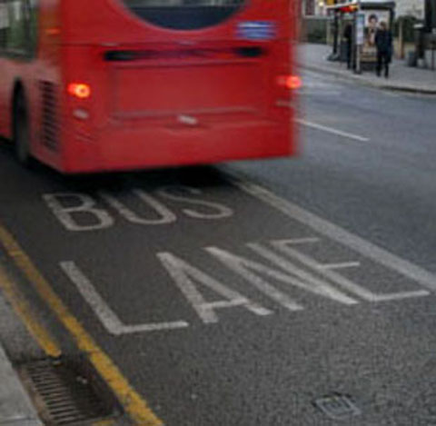 Blaxkburn campaign urges car drivers to take bus