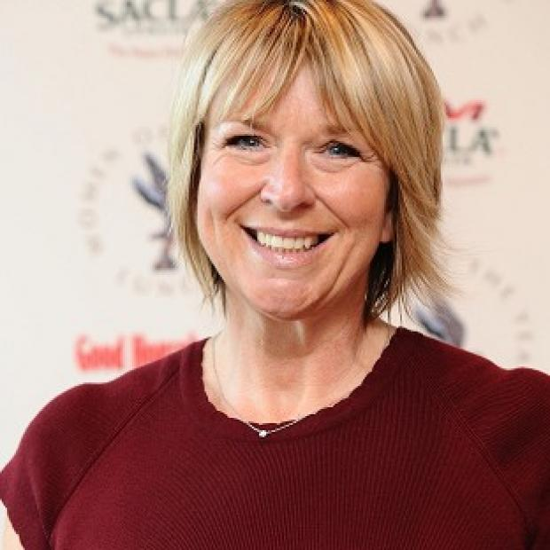 Fern Britton said 'I don't mind making a fool of myself'