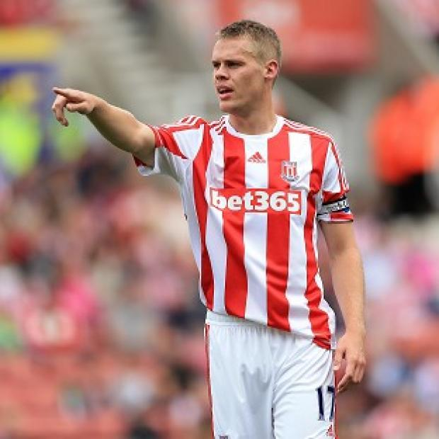 Burnley and Pendle Citizen: Ryan Shawcross has been offered a new six-year contract at Stoke City