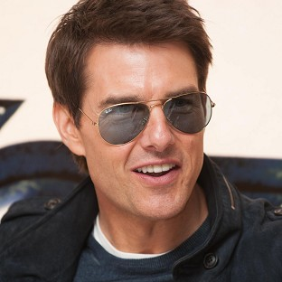Tom Cruise is reportedly communting by helicopter while he makes his latest film