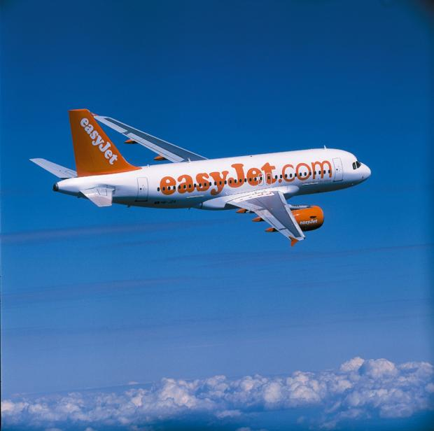 Burnley and Pendle Citizen: easyJet