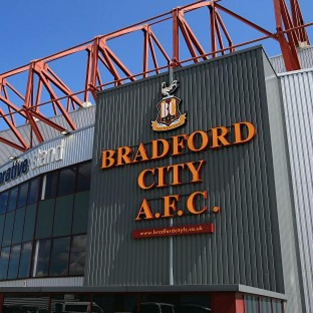 Bradford City are disqualified from this season's FA Cup