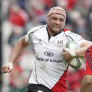 Dan Tuohy's last-minute try sealed the bonus point victory for Ulster