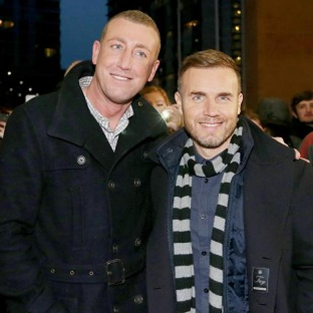 X Factor judge Gary Barlow and finalist Christopher Maloney will duet on Take That hit Rule The World
