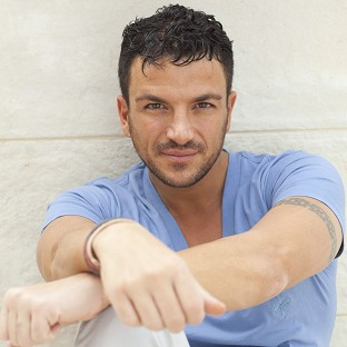Peter Andre can see himself on Strictly Come Dancing, but said the show would be too time-consuming