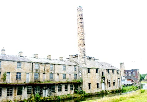 New exhibition captures history of Weaver's Triangle in Burnley