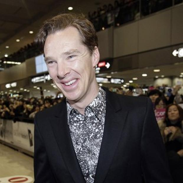 Burnley and Pendle Citizen: Benedict Cumberbatch introduced a preview screening of part of the new Star Trek movie