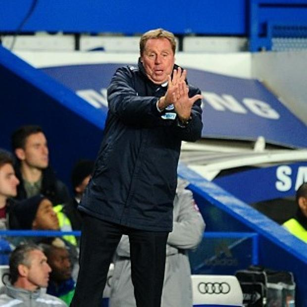 Burnley and Pendle Citizen: Harry Redknapp wants to improve his QPR squad to have a chance for safety