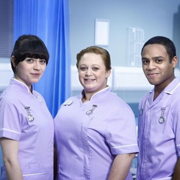 Gemma-Leah Devereux, Amanda Henderson and Daniel Anthony have joined the Casualty cast