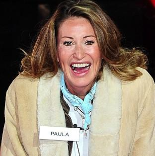 Paula Hamilton is among the first housemates up for eviction from Celebrity Big Brother