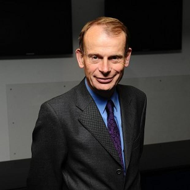Andrew Marr has suffered a stroke