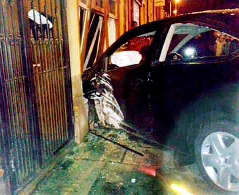 SMASH Car embedded into offices of Flexi Finance