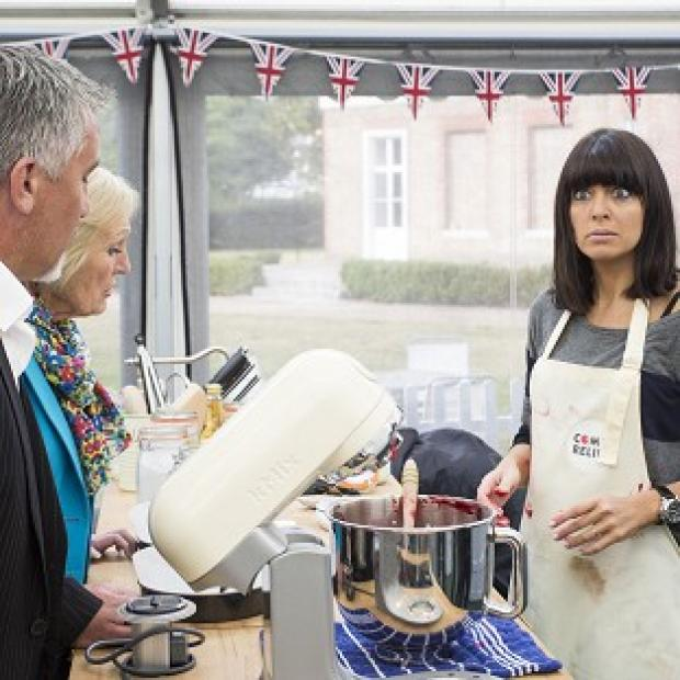 Claudia Winkleman has taken part in The Great Comic Relief Bake Off