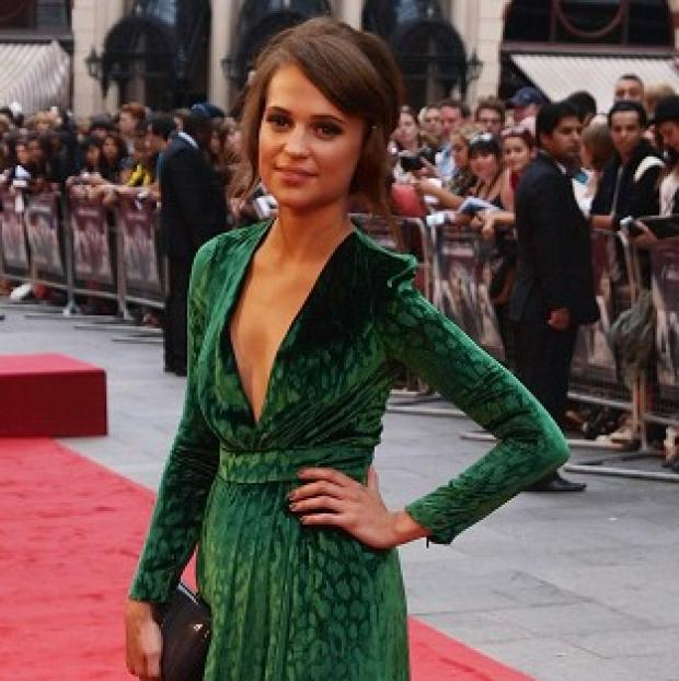 Burnley and Pendle Citizen: Swedish actress Alicia Vikander worked with Jeff Bridges on The Seventh Son