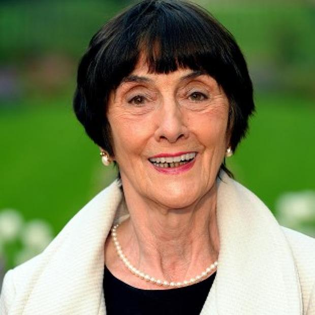 Dot Branning, played by June Brown, is back in Walford