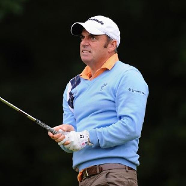 Paul McGinley will lead the Europeans at Gleneagles