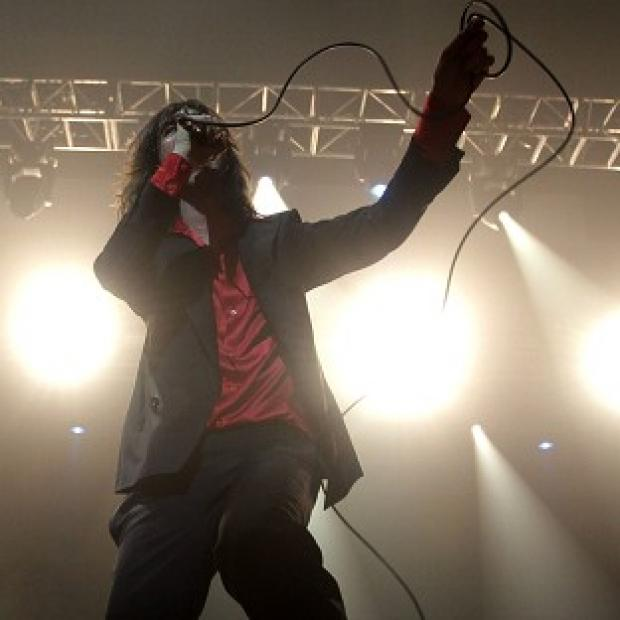 Bobby Gillespie and Primal Scream will perform at the Wickerman festival