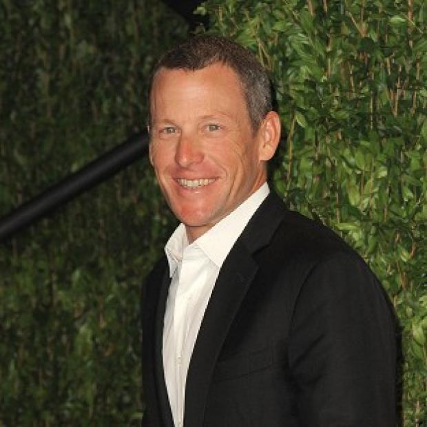 The story of Lance Armstrong's fall from grace is set for the silver screen (Jordan Strauss/Invision/AP)