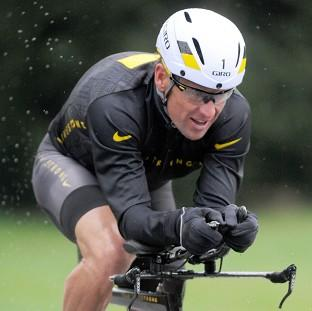Lance Armstrong competed in triathlons, mountain bike events and marathons before he was sanctioned (AP)