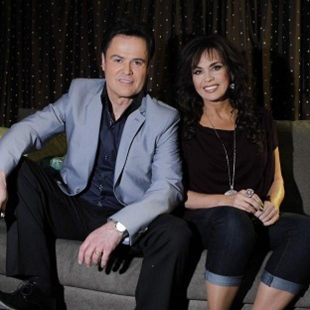 Burnley and Pendle Citizen: Donny and Marie Osmond are beginning a UK tour