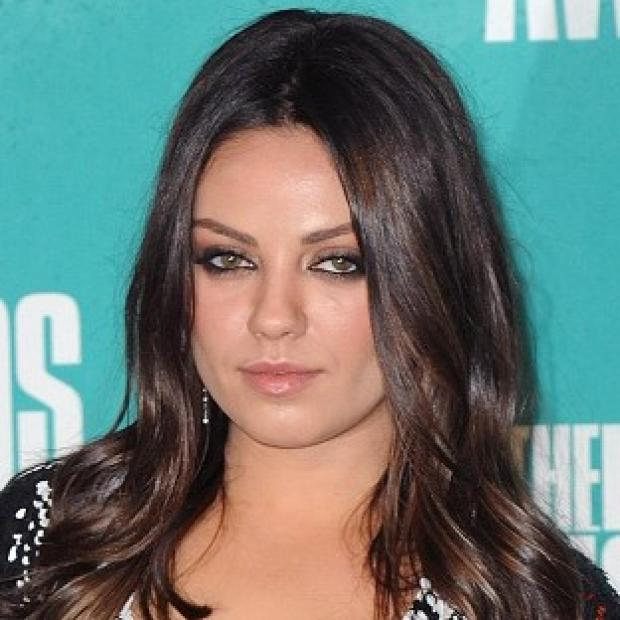 A 27-year-old man has admittted stalking US actress Mila Kunis
