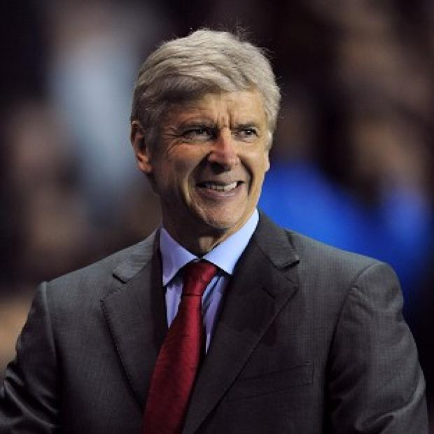Arsene Wenger was delighted with Arsenal's performance against West Ham