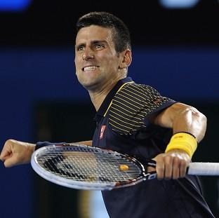 Novak Djokovic was delighted with his performance in the Australian Open semi-finals (AP)