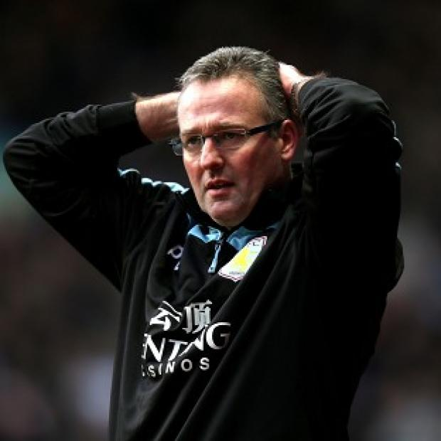 Paul Lambert's job is safe